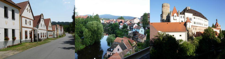 Bike- und Kulturreisen in Tschechien